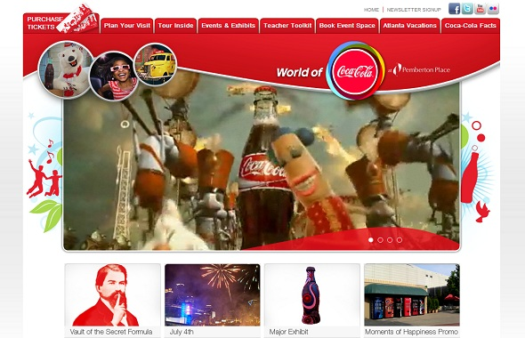 24 coca cola - 40 Best Websites of Museums Quotes For Your Inspiration