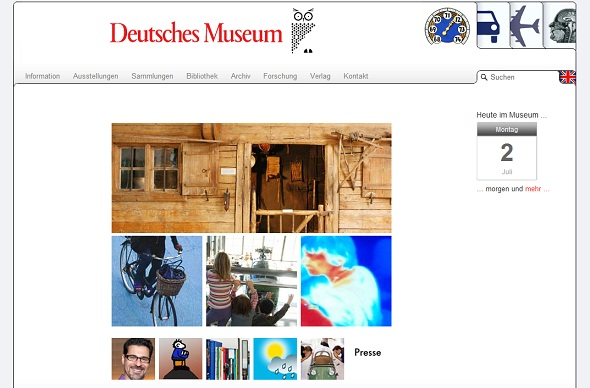 30 deutsche museum - 40 Best Websites of Museums Quotes For Your Inspiration