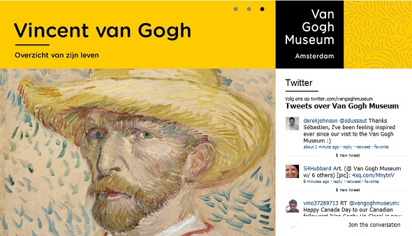 5 vangoghmuseum - 40 Best Websites of Museums Quotes For Your Inspiration