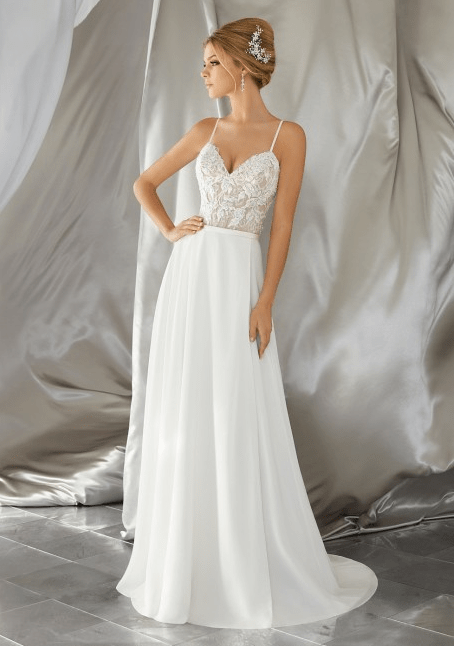 61 - 5+ Ideas for your Beach wedding Dress