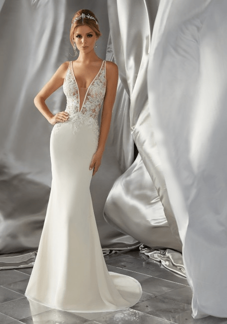 71 - 5+ Ideas for your Beach wedding Dress