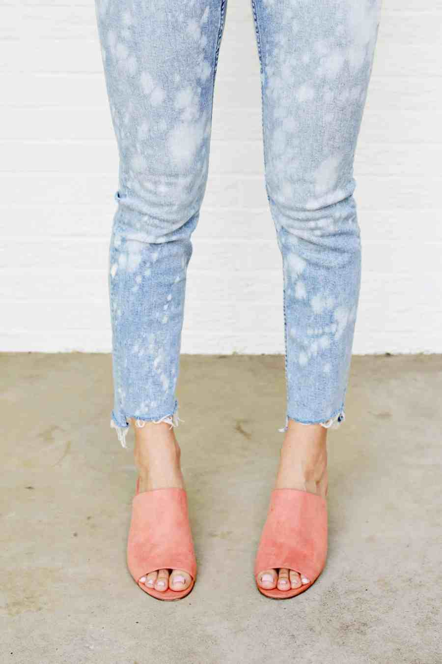 Biggest Jean Trends click through for tutorial 1 1 1 - Cool Ways to recycle your old jean! DIY