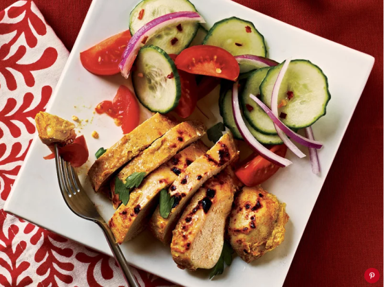 Healthy chicken breast recipes - Sizzling magazine