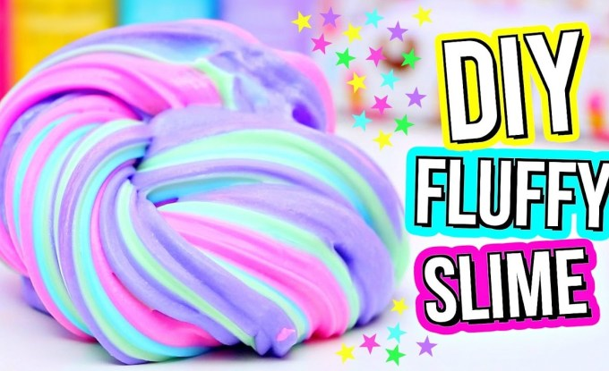 The Fun way of making Slime – DIY