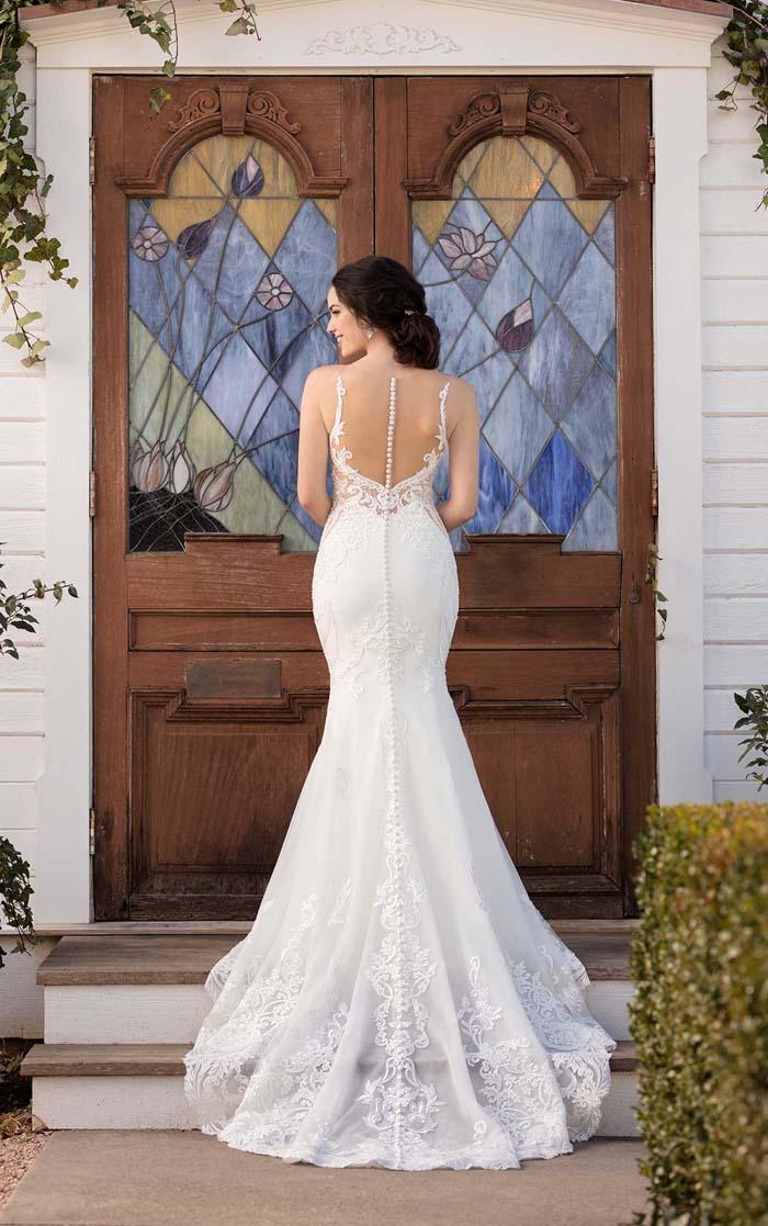 wedding dress 2 - Amazing Wedding Dresses 2018 - What makes them so special?