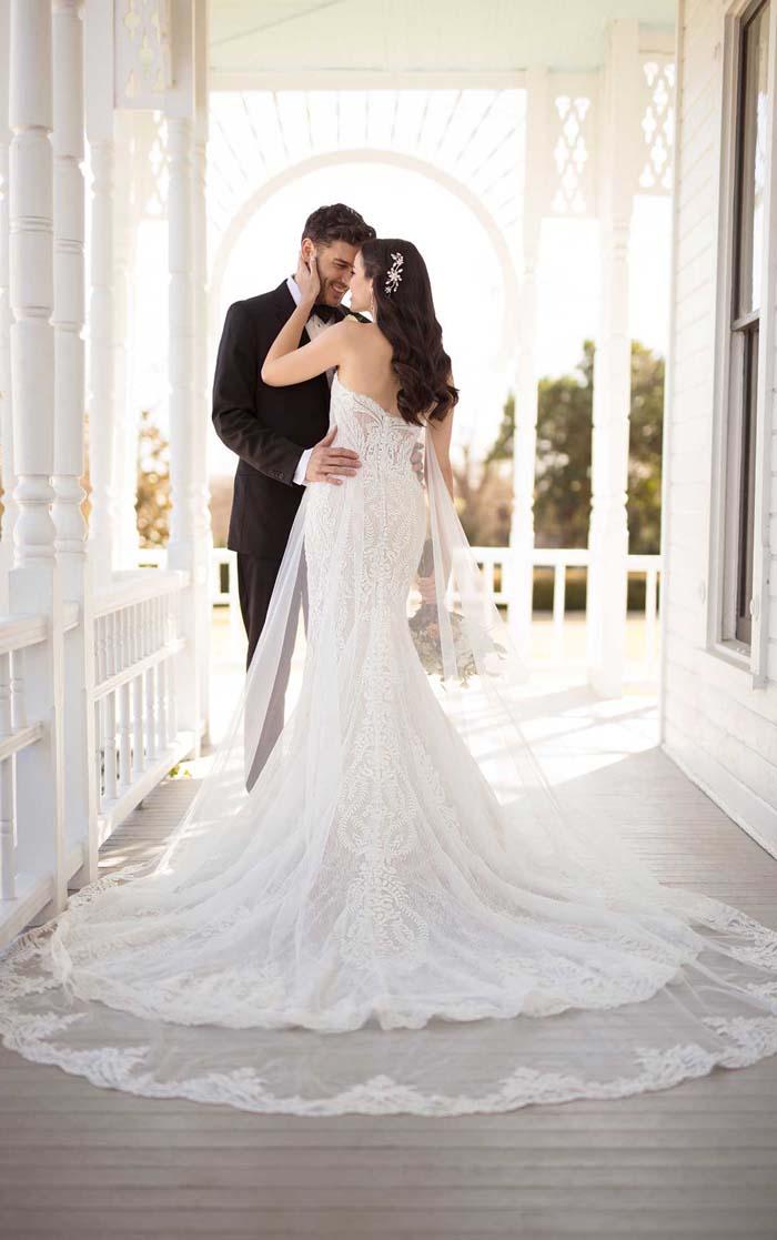 wedding dress 3 - Amazing Wedding Dresses 2018 - What makes them so special?