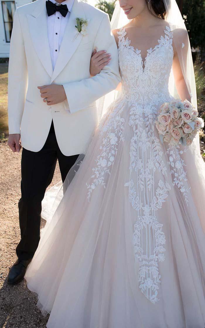 wedding dress 4 - Amazing Wedding Dresses 2018 - What makes them so special?