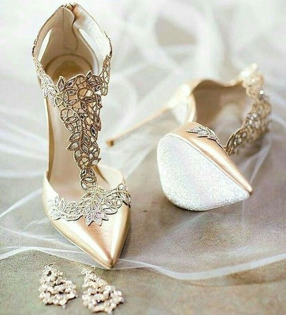 Wedding shoes ideas