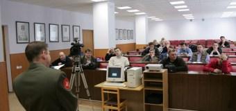 Союз журналистов Москвы продолжает набор слушателей на очередной поток Учебно-практических курсов «Бастион-2014»
