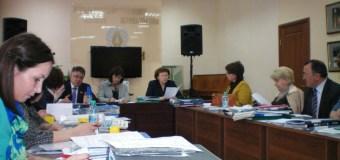 Заседание жюри  главного журналистского конкурса