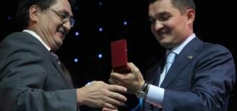 Гран-при VII конкурса журналистов «Многоликая Россия» получила газета «Кызыл тан» из Башкортостана