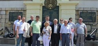 В гостях у журналистов Крыма