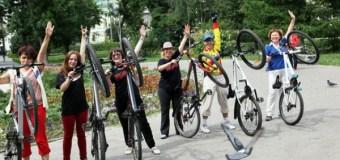 Редакция «КВ» села на велосипеды и увидела исторический центр Казани с другой стороны