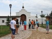 В Татарстан прибыла научно-художественная экспедиция «Волга»