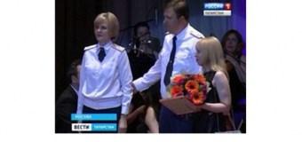 Журналист ГТРК «Татарстан» стала дипломантом конкурса «На страже порядка»