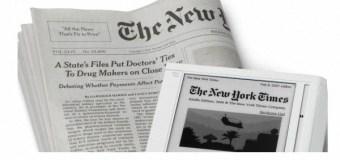 Будущее прессы в США, Великобритании и России