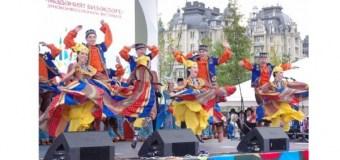 Казань расцвела «Мозаикой культур»