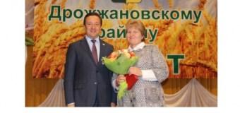 Главный редактор газеты «ТУГАН ЯК» получила звание «ЗАСЛУЖЕННЫЙ РАБОТНИК ПЕЧАТИ ТАТАРСТАНА»