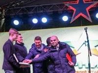 В Казани зажглась «Звезда Зарницы»