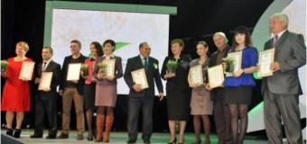 В Казани наградили победителей Республиканского конкурса «ЭКОЛИДЕР-2015»