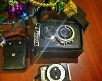 Lubitel 2 — фотоаппарат 60-х!