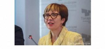 Мадина Тимерзянова награждена медалью «За доблестный труд»
