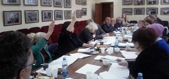 Комиссия отобрала работы на второй тур