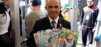 Энгель Фаттахов оформил подписку для всех детских домов Татарстана
