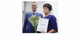 Награды сотрудникам почты, показавшим лучшие результаты, вручал генеральный директор АО «Татмедиа» Андрей Кузьмин.