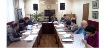 Президиум Союза журналистов РТ