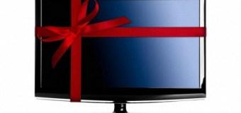 Телевизор за подписку увезут в Арский район