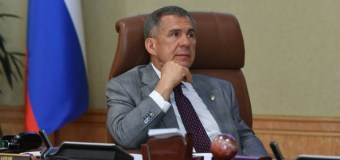 Минниханову представили проект татарстанского телеканала «УЕН-ТВ»
