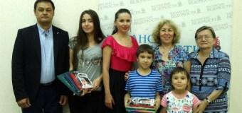 Победители конкурса «#Башкитап» получили самый лучший подарок