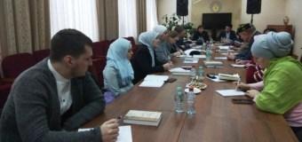 Состоялся круглый стол мусульманских журналистов