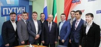 Минтимер Шаймиев призвал татарских активистов участвовать в деятельности национальной прессы