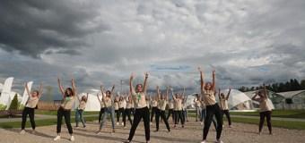 Открытие первой в России смены военной журналистики для девочек прошло в «Лагере настоящих героев»