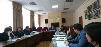 В Казани состоялось первое заседание  президиума  Союза журналистов РТ в новом составе