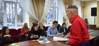 В Союзе журналистов ветераны татарстанского телевидения встретились со студентами КФУ