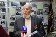 Презентация книги «На войне, о войне, без войны» Александра Малова