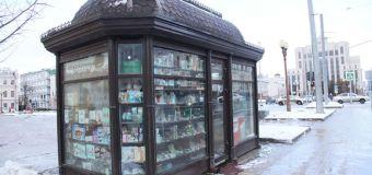 Какими быть газетным киоскам столицы Татарстана?