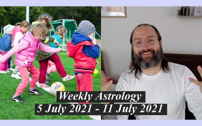Play and Nurture | Weekly Astrology 5 – 11 July 2021