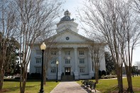 Moultrie GA Courthouse