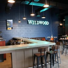 The Wildwood Bar at Mudhen Brewing Company