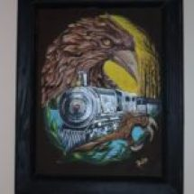 Original Artwork for Crowler Cans