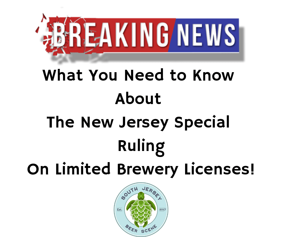 8feaf199 Editor's Note: This is my take on the release of the Special Ruling. These  thoughts are mine, formed with help of speaking with 7 brewery owners and  several ...