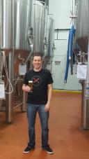A.J. Stoll of Bonesaw Brewing Company