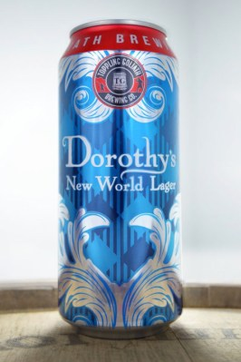 Toppling Goliath Brewing Co. - Dorothy's New World Lager