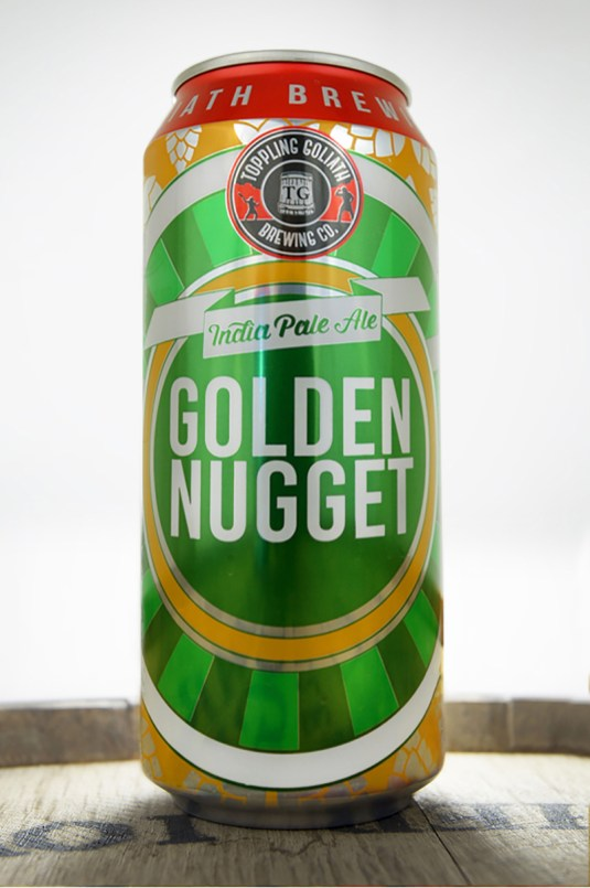 Toppling Goliath Brewing Co. - Golden Nugget IPA