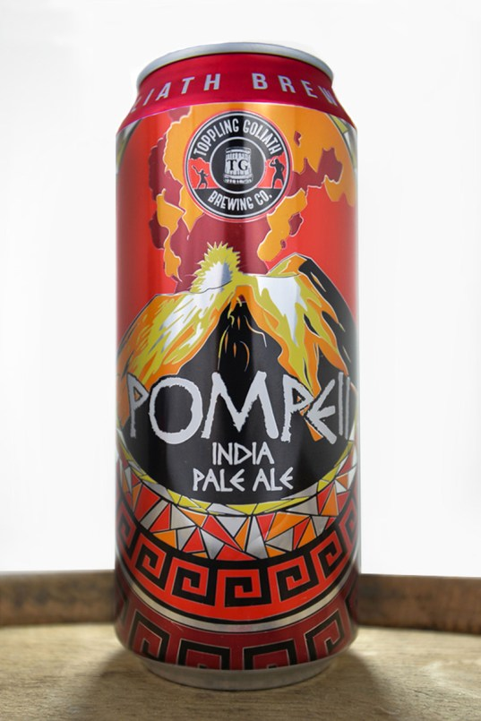 Toppling Goliath Brewing Co. - Pompeii IPA