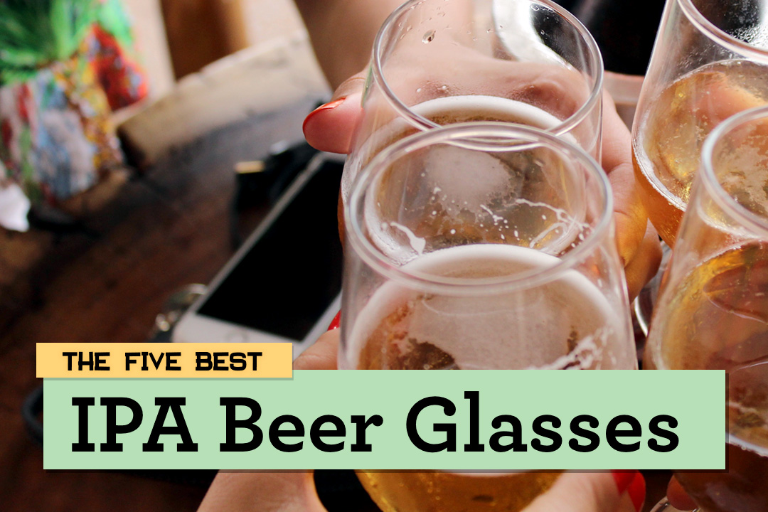 The 5 Best IPA Beer Glasses